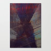 Dark Bones Canvas Print