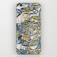 Magnetic Galactic iPhone & iPod Skin