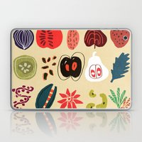 Fruit and Spice Rack Laptop & iPad Skin