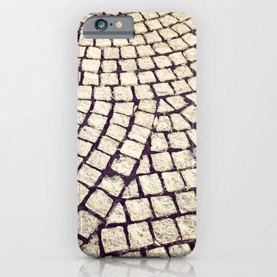 cobblestone pathway iPhone & iPod Case