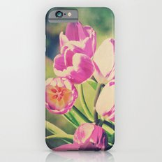 Spring Botanical - Bold Tulips Still Life iPhone 6s Slim Case