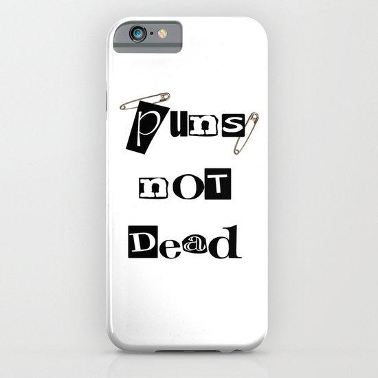 Pun iPhone & iPod Case