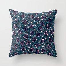 Stardust Throw Pillow