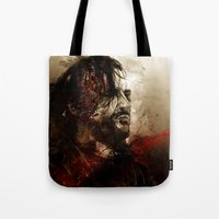 Blood Of The Dogs Tote Bag