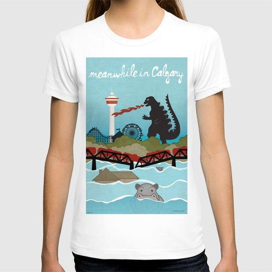 YYCFlood T-shirt