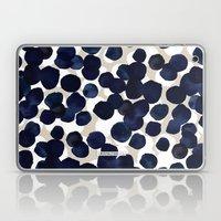 Indigo Velvet Drops Laptop & iPad Skin