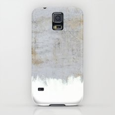 Painting on Raw Concrete Galaxy S5 Slim Case