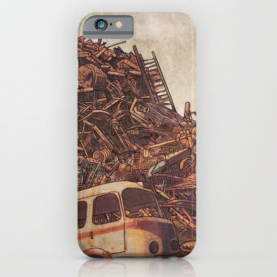Junk  iPhone & iPod Case
