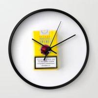 pixel spirit Wall Clock
