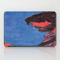 John Bell- Close Up iPad Case