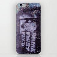 Drink, Fight & Fuck iPhone & iPod Skin
