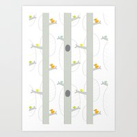 The Afternoon Art Print