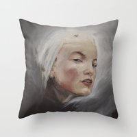 Halo I Throw Pillow