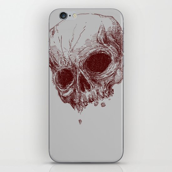 mortal coil iPhone & iPod Skin