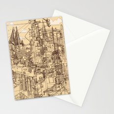 San Francisco! (Dusty) Stationery Cards