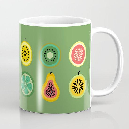Banca de Frutas Mug