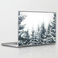 Laptop & iPad Skin featuring In Winter by Tordis Kayma