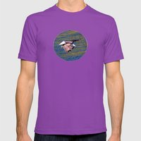 Eagle: Low Level Mission Mens Fitted Tee Ultraviolet SMALL