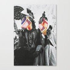 Modern Romantics Canvas Print