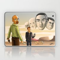 Breaking Bad: Walter's A… Laptop & iPad Skin