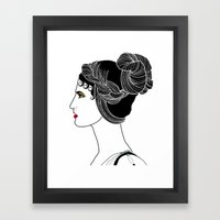 Helen Of Troy Framed Art Print