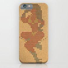 Push Pin Up iPhone 6s Slim Case