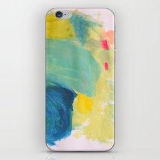 Life in Aqua iPhone & iPod Skin