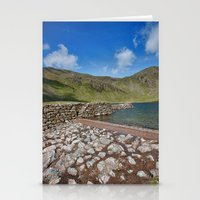 Levers Water Stationery Cards