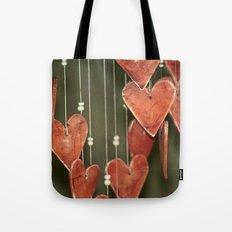 Hearts a Float Tote Bag