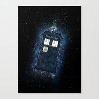 Totally And Radically Dr… Canvas Print