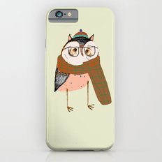 Owls Love Scarfs.  Slim Case iPhone 6s