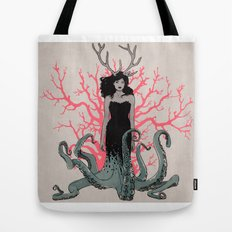 Nature is ancient Tote Bag
