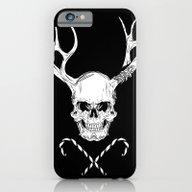 Creepy Xmas iPhone 6 Slim Case