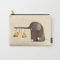 Elephant Swing Carry-All Pouch