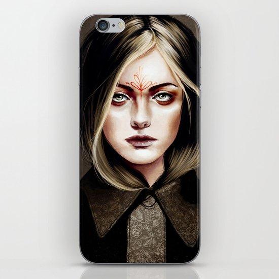 Leia Cole iPhone & iPod Skin
