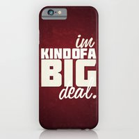 iPhone & iPod Case featuring Anchorman Quote by Lachyn