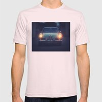 1957 Alfa Romeo 1900 SS  Mens Fitted Tee Light Pink SMALL