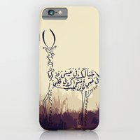 iPhone & iPod Case featuring Gazal Love by noudi