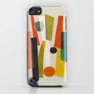 Sticks And Stones iPod touch Slim Case