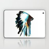 Headdress Laptop & iPad Skin