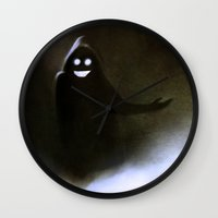 Greeter Wall Clock