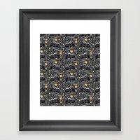Mento/Ska/Rocksteady 4 Framed Art Print