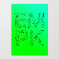 EMPK Canvas Print
