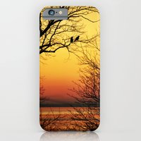 iPhone & iPod Case featuring Sunrise Submission by Rebecca A Sherman