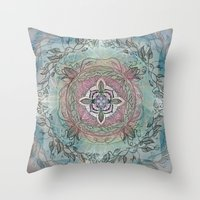 The Four Directions, A M… Throw Pillow