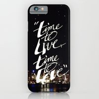 Bright Lights iPhone 6 Slim Case