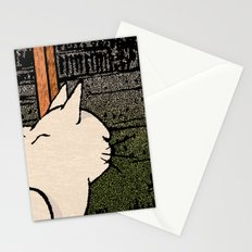Asakusa Ricefields pixel colour Stationery Cards