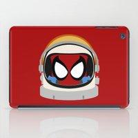 Spidey-Naut iPad Case