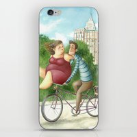 Unconditional Love iPhone & iPod Skin