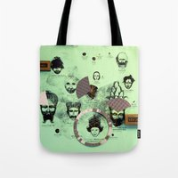 Over And Out!  Tote Bag